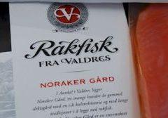 Noraker har vunnet 14 ganger for beste rakfisk på rakfiskfestivalen siden den begynte i 1994.
